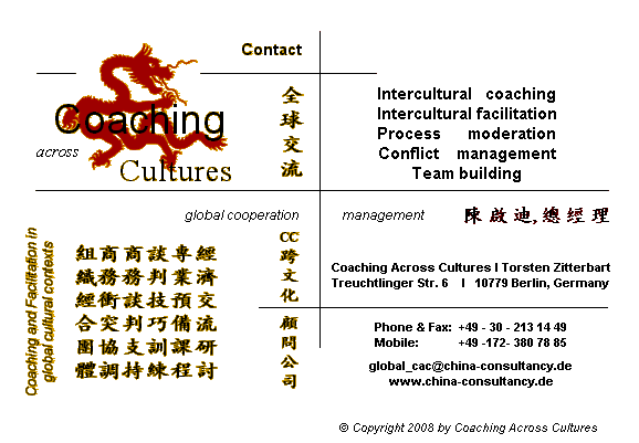 Coaching Across Cultures
